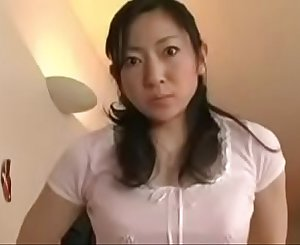 Asian Japanese Mom And Son Fun
