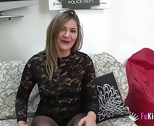 We got her! Blanca, 35 years old, eager to fuck young dicks