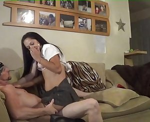 lumbee queen and white feather in submissive wifey serving predominate husband